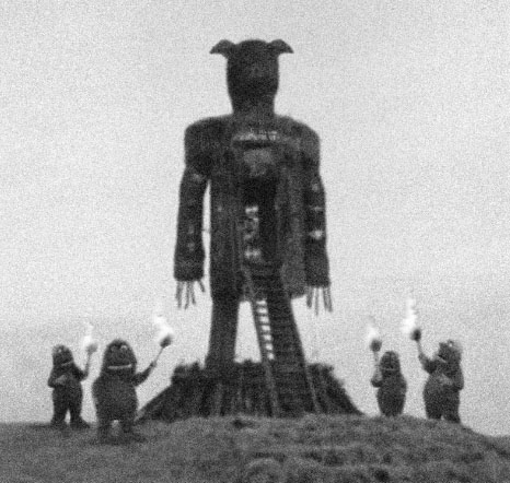 Muppet Wicker Man