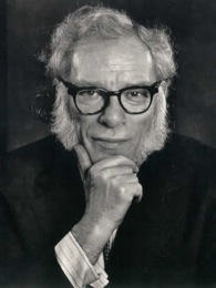Behold, the sinister face of ASIMOV!